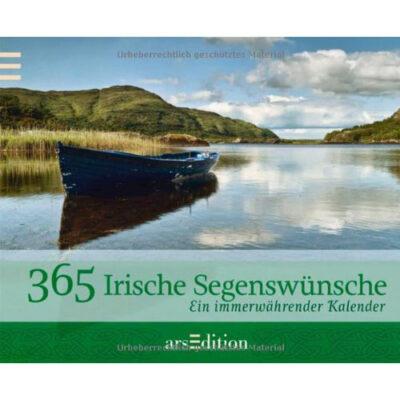 365 Irische Segenswuensche (Journal)