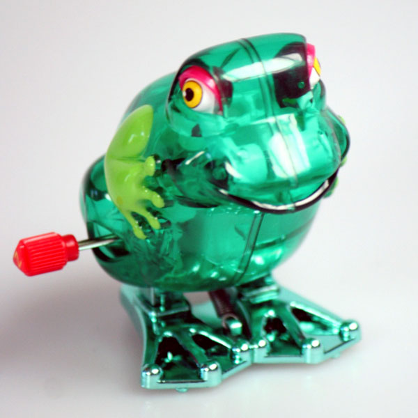 WindUps: Winky Frog