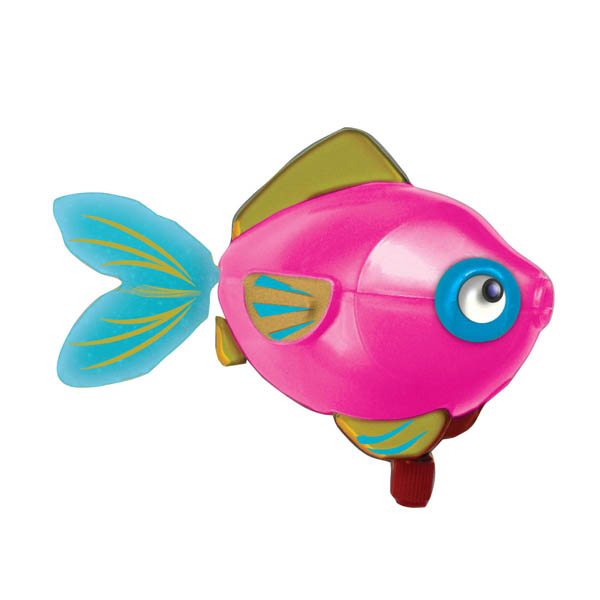 WindUps: Gigi Goldfish