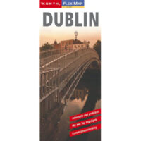 Map of Dublin / Dublin Karte