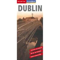 Map of Dublin / Dublin Karte