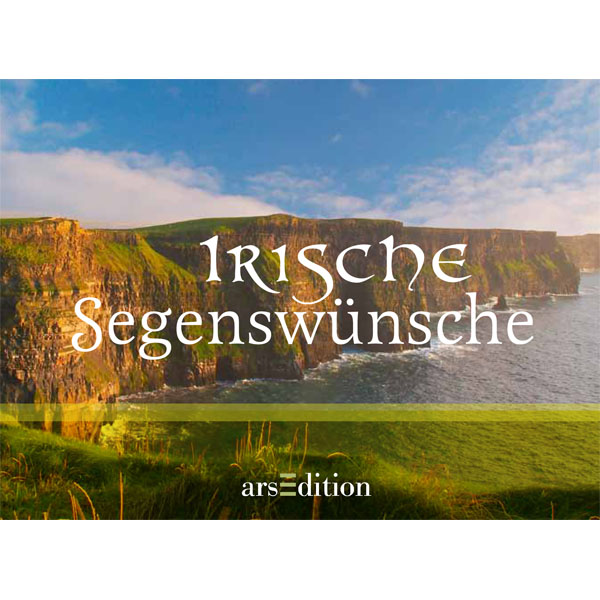 Irische Segenswuensche (Quote book)