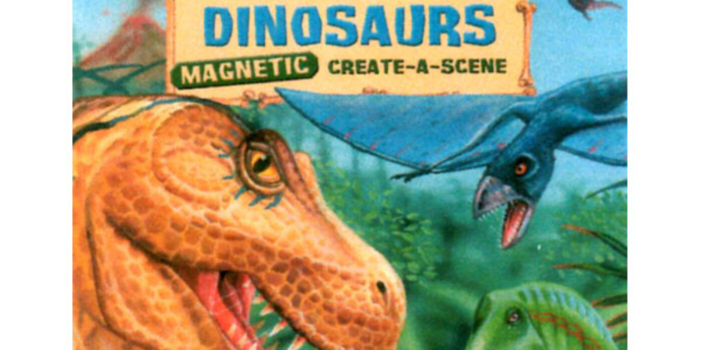 Lost Dinosaurs (Magnetic Box Set)