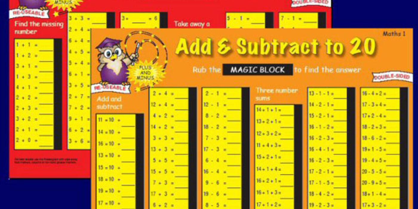 Maths Magic: Maths 1