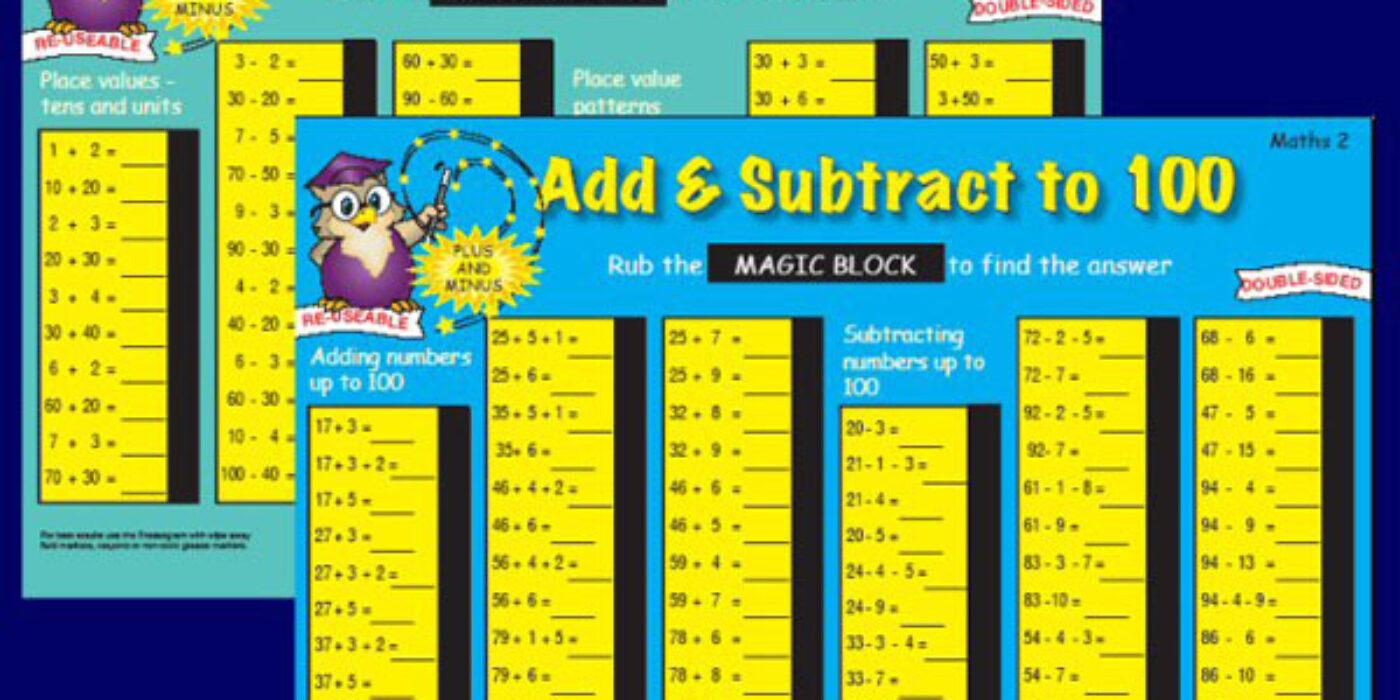 Maths Magic: Math 2