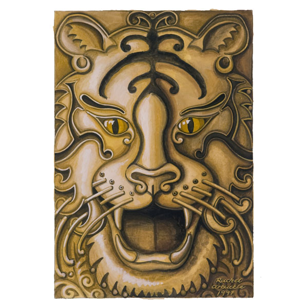 RA: 057 Celtic Range – Tiger