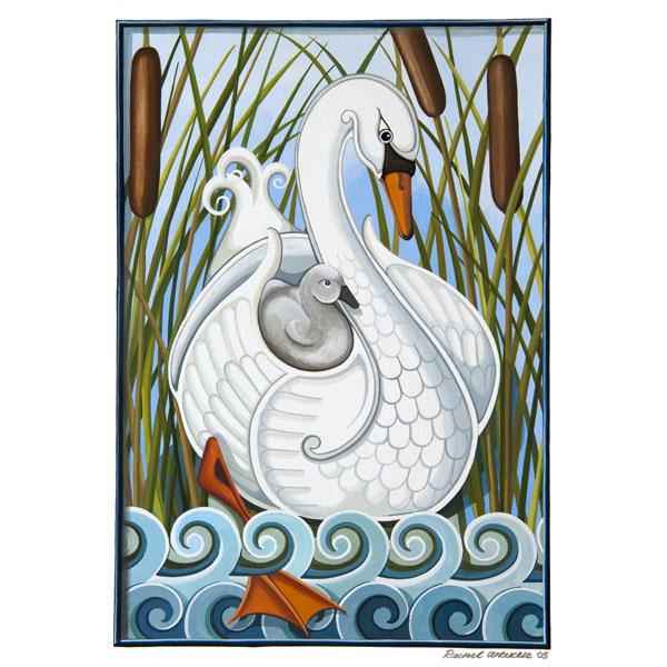 RA: 088 Celtic Range – Swan