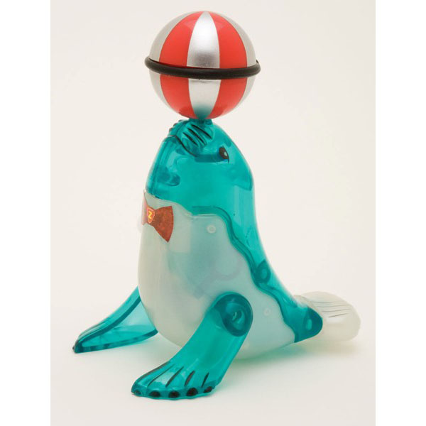 WindUps: Sasha Zircus Seal