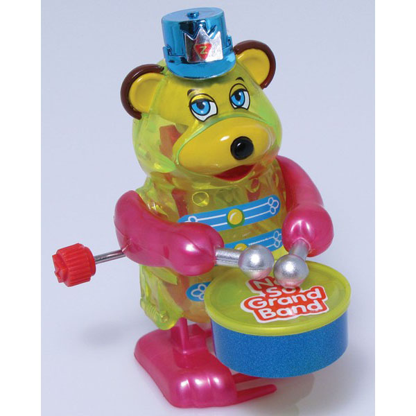 WindUps: Tom-Tom Bear with Drum