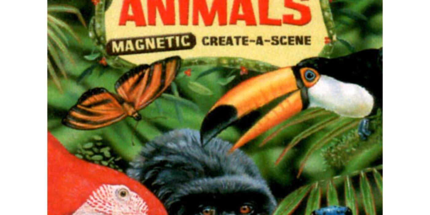 Wild Animals (Magnetic Box Set)