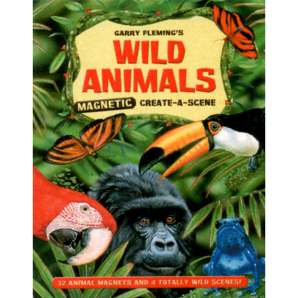Wild Animals (Magnetic Box Set)