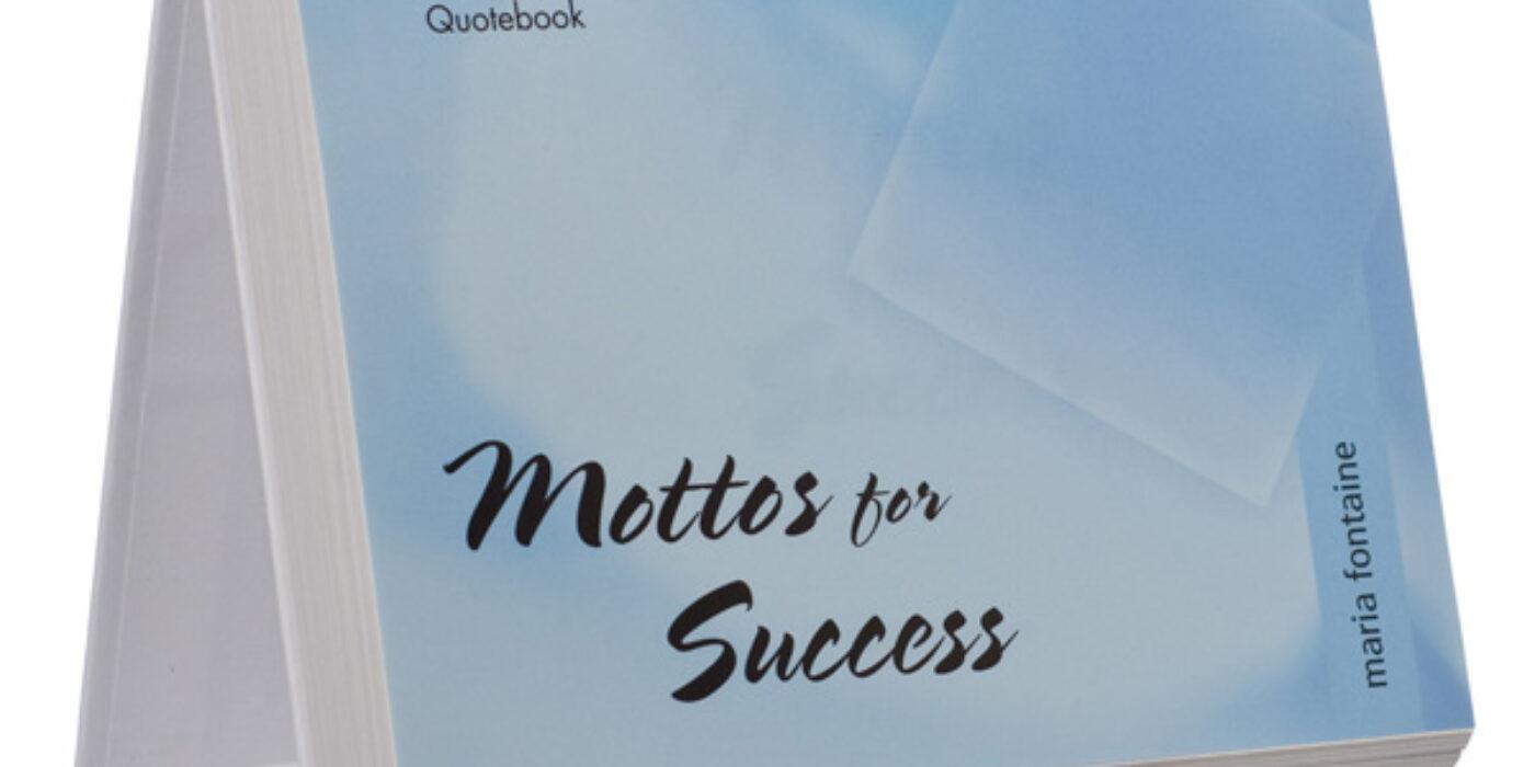 Mottos for Success 1