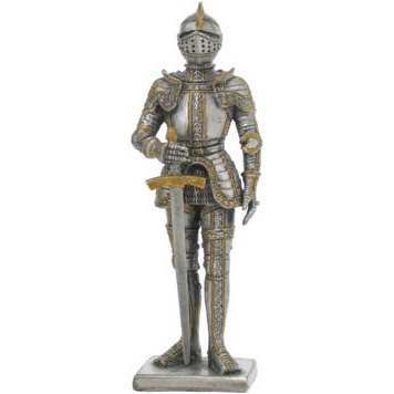 16th Knight with Sword