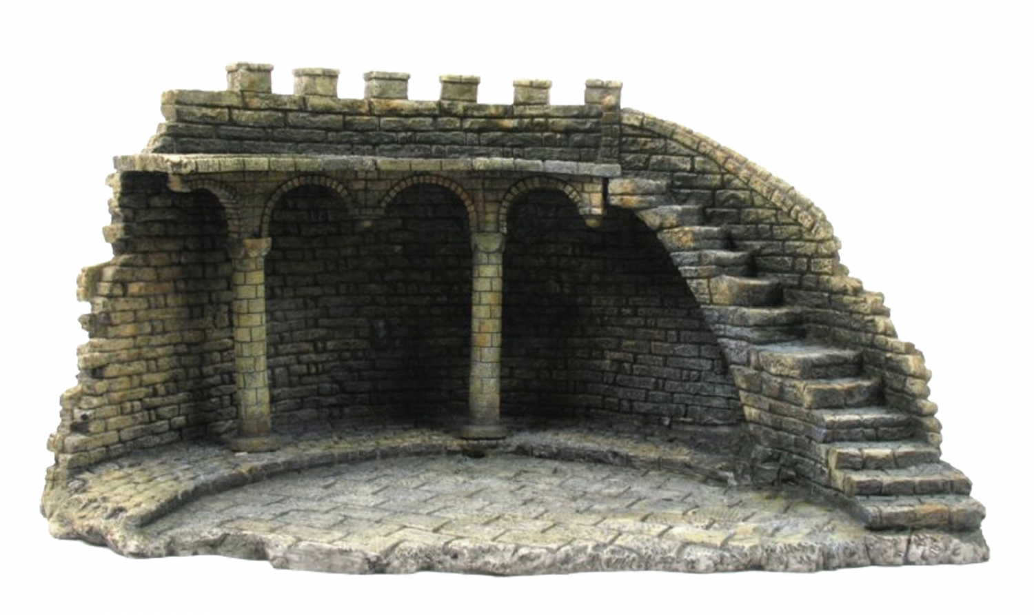 Castle Rampart Display Stand | Activated Ireland